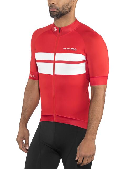 Endura FS260-Pro Short Sleeve Jersey Men red
